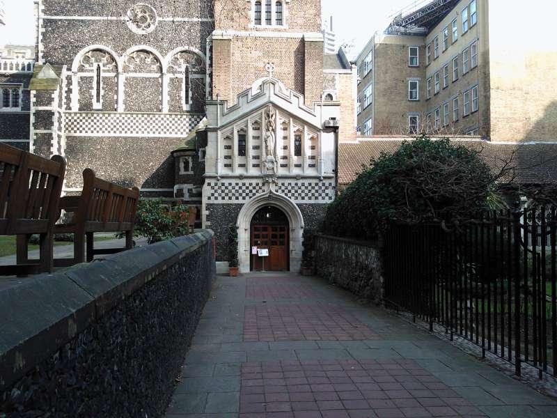 St Bartholomew the Great