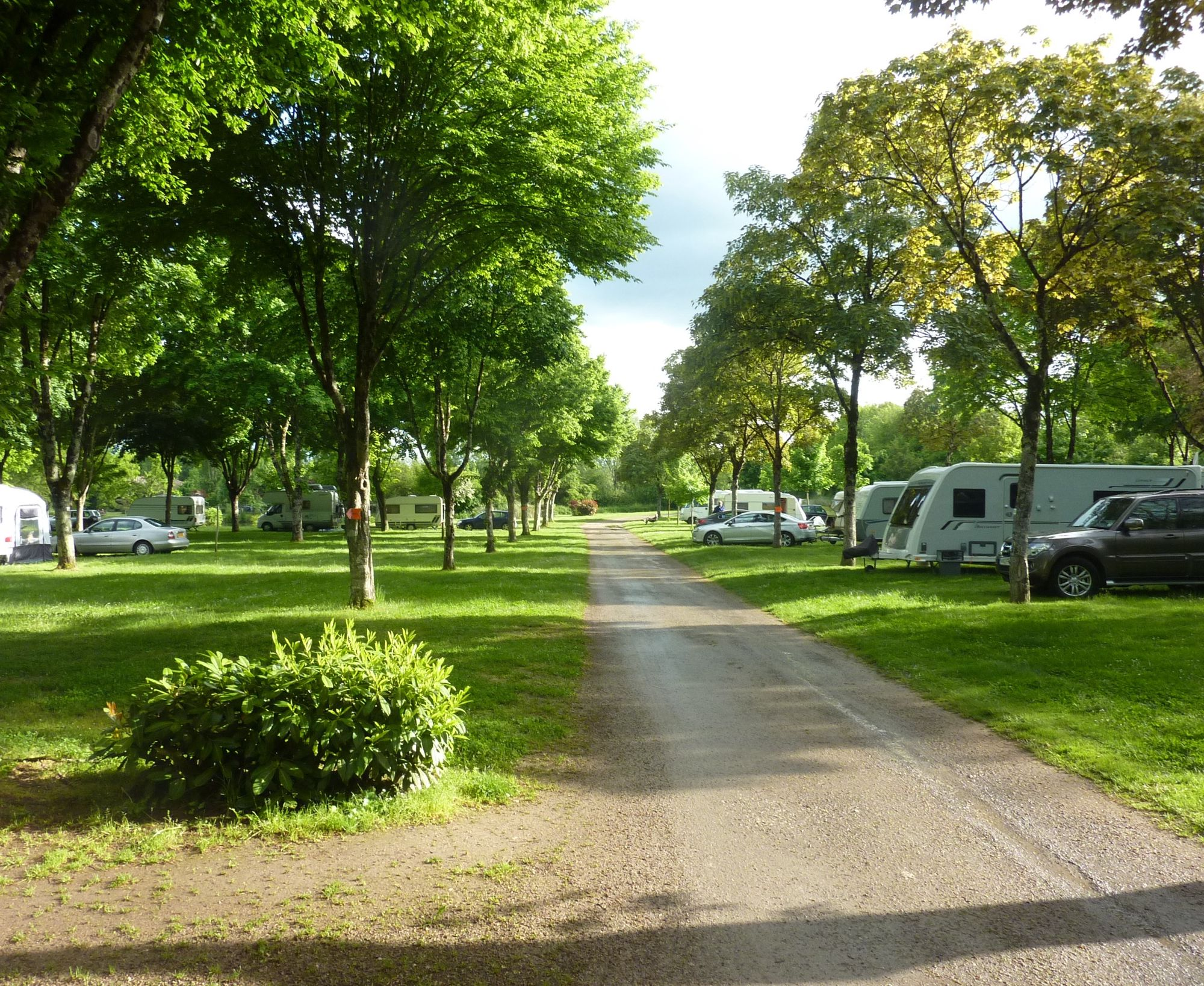 Campsites in Poitou-Charentes holidays at Glampingly