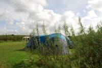 Camping pitch 1