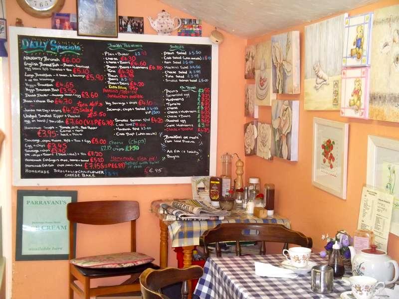 Rosy Lee's Tearoom