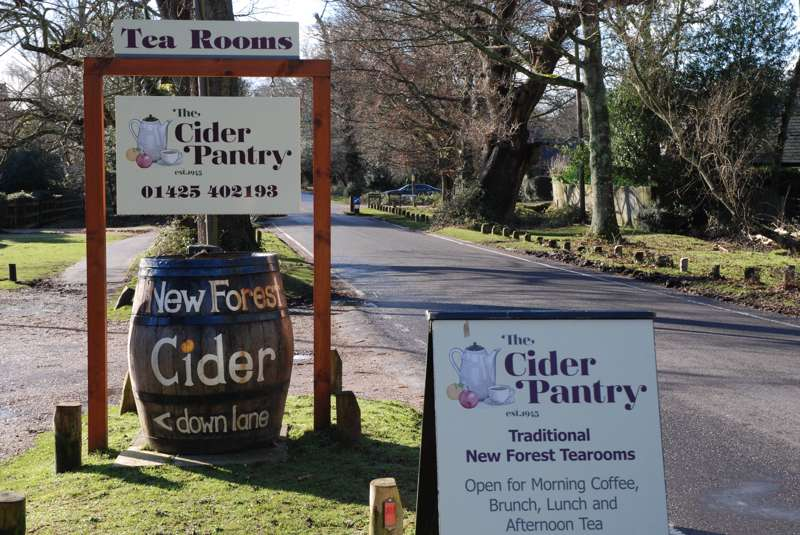 The Cider Pantry