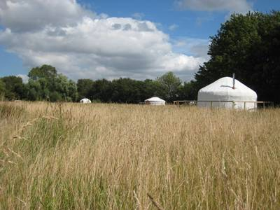 Win a Glamping Trip in Suffolk