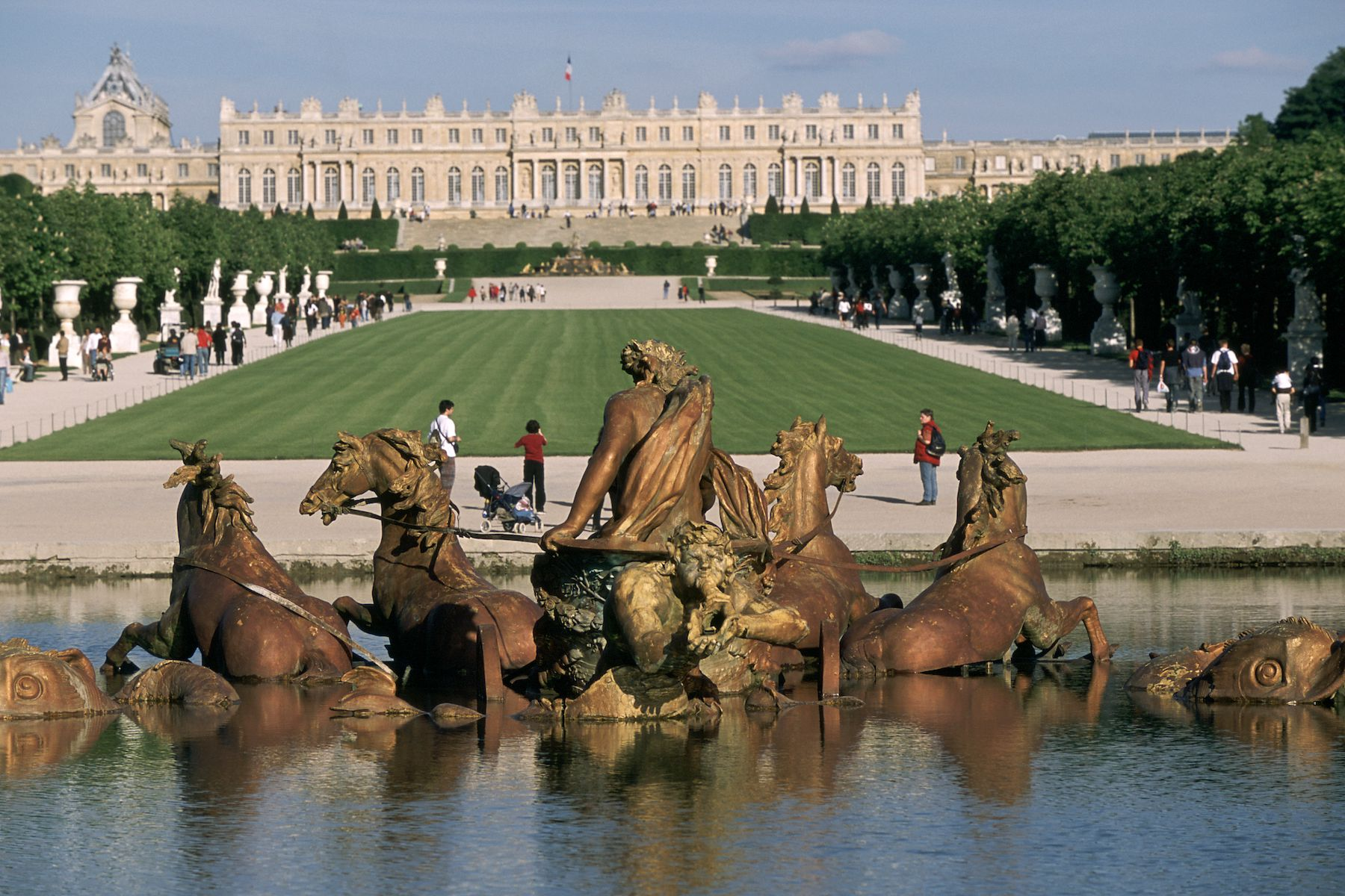 Campsites in Central Paris holidays at Cool Camping