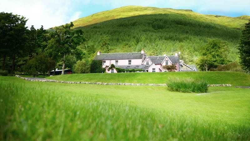 Monachyle Mhor Hotel Balquhidder, Lochearnhead, Perthshire FK19 8PQ