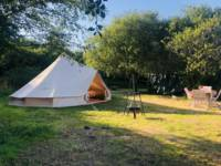Rose 6M Private Bell Tent