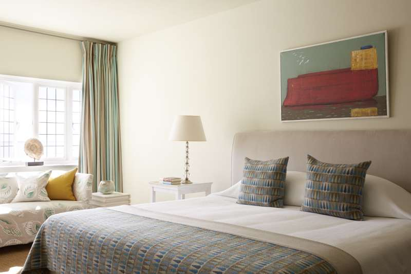 Hotel Tresanton Lower Castle Road St Mawes Cornwall TR2 5DR
