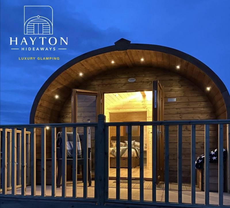 Hayton Hideaways  How Street, Hayton, Brampton Carlisle, Cumbria CA8 9jN