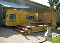 The Big Yellow Caravan