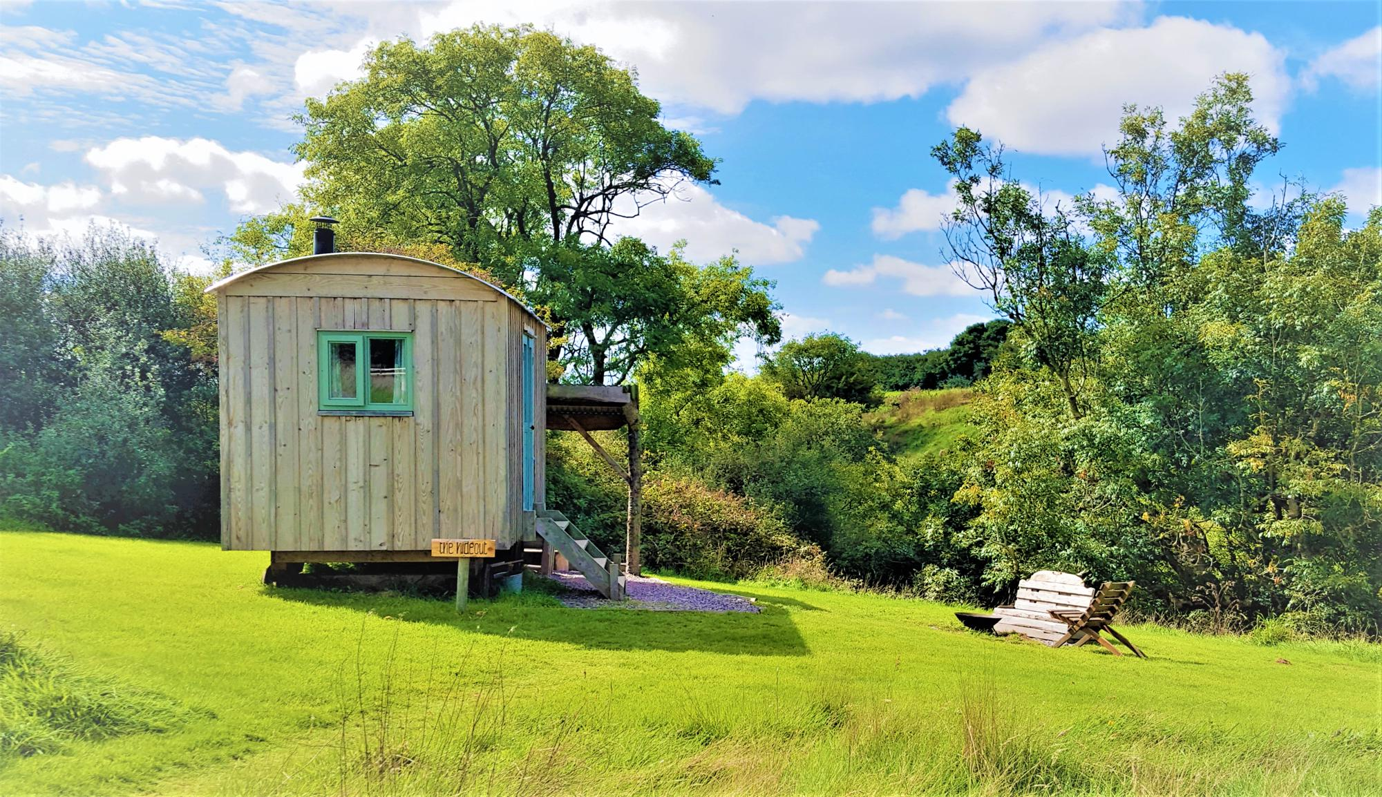 Campsites in England holidays at Glampingly