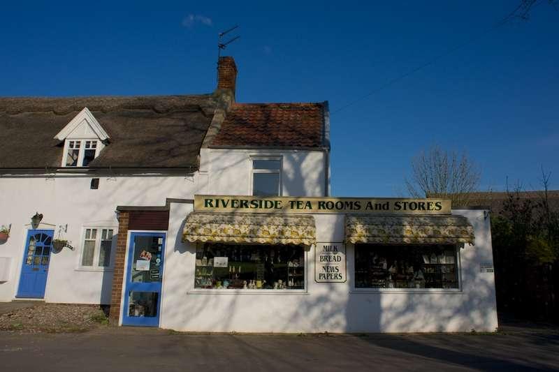 Riverside Tearooms
