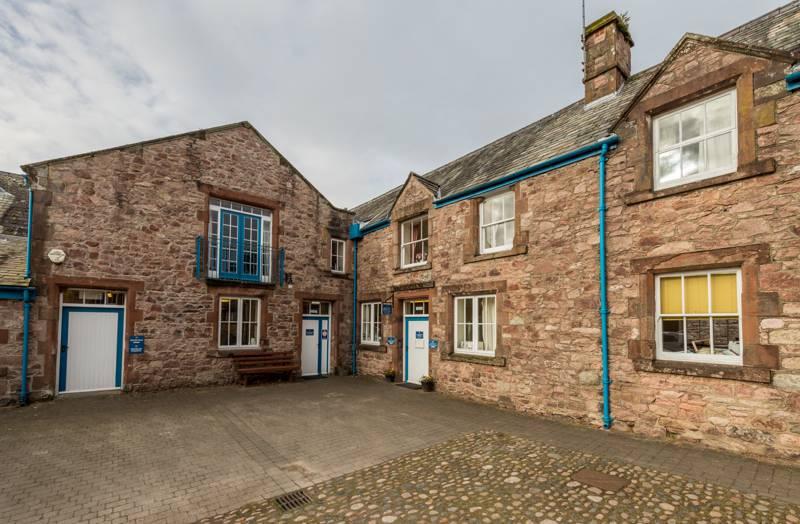Coachman's Quarters Muncaster Castle, Ravenglass, Cumbria CA18 1RQ