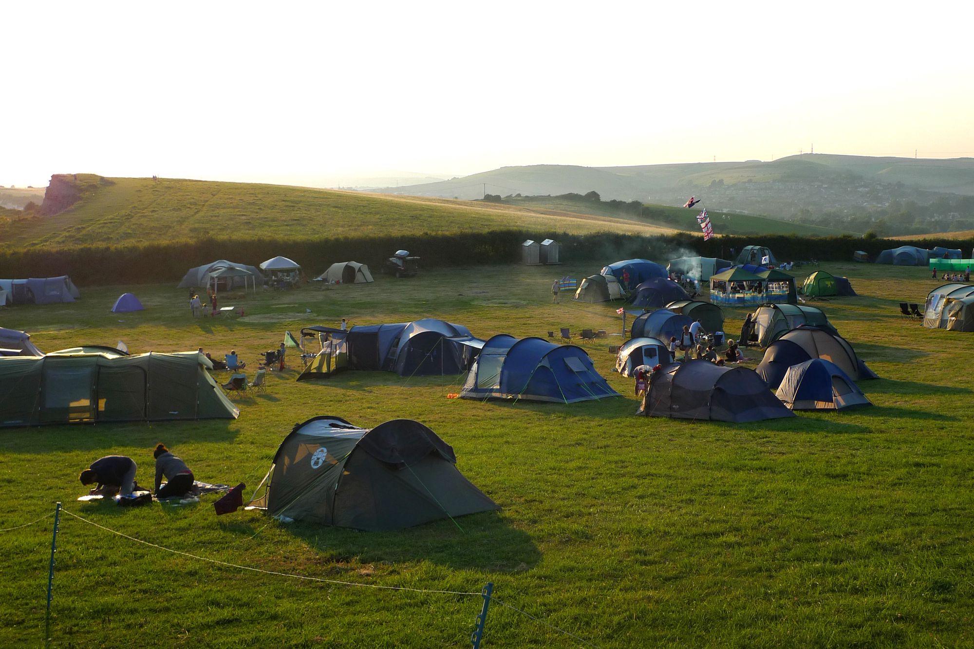 Eweleaze Campsite