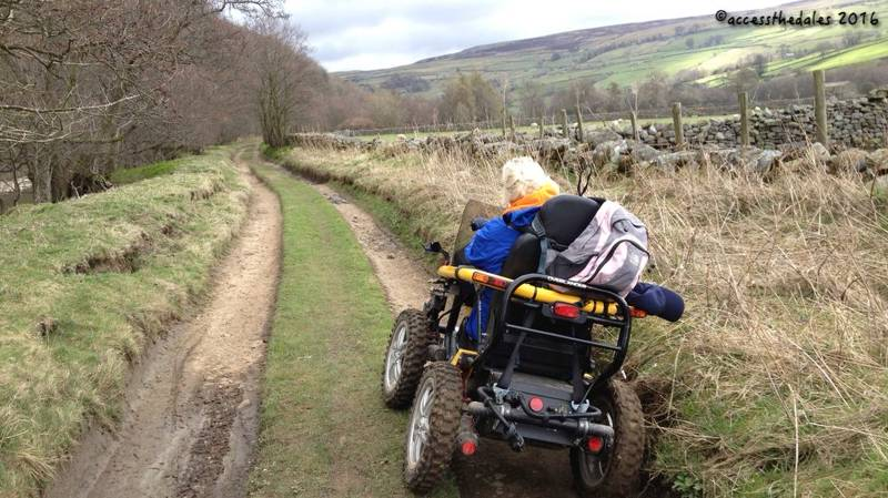 Richmond to Reeth Walk