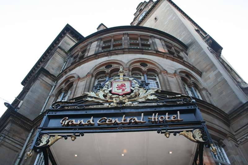 Grand Central Hotel 99 Gordon St Glasgow Scotland G1 3SF