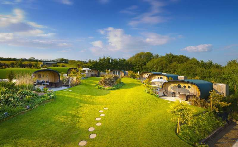 Glamping pods in Cornwall – Pod Accommodation in Cornwall