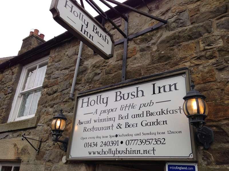 Holly Bush Inn Greenhaugh Hexham NE48 1PW