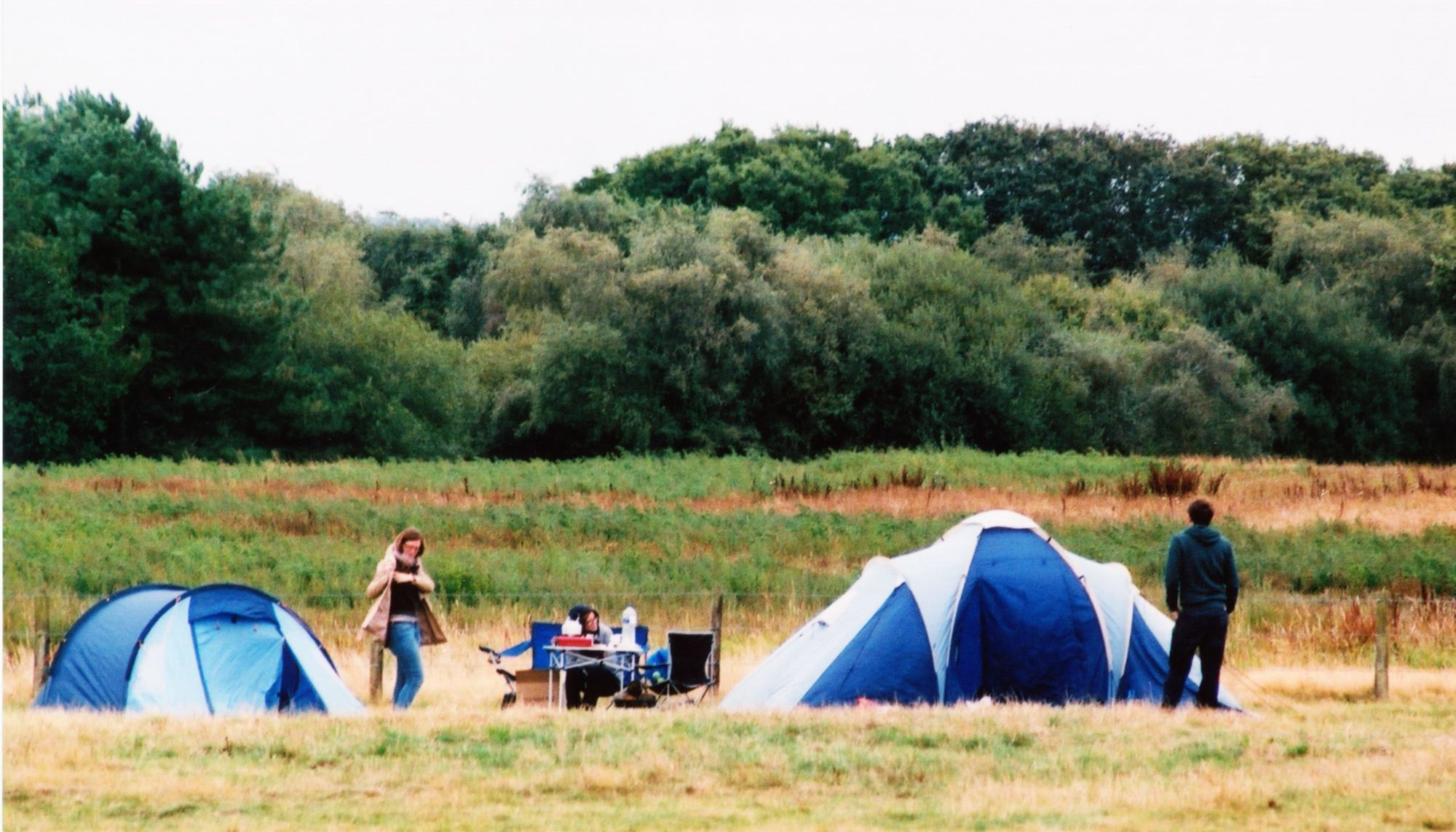 White Meadow A Camping Unplugged Site Beaulieu