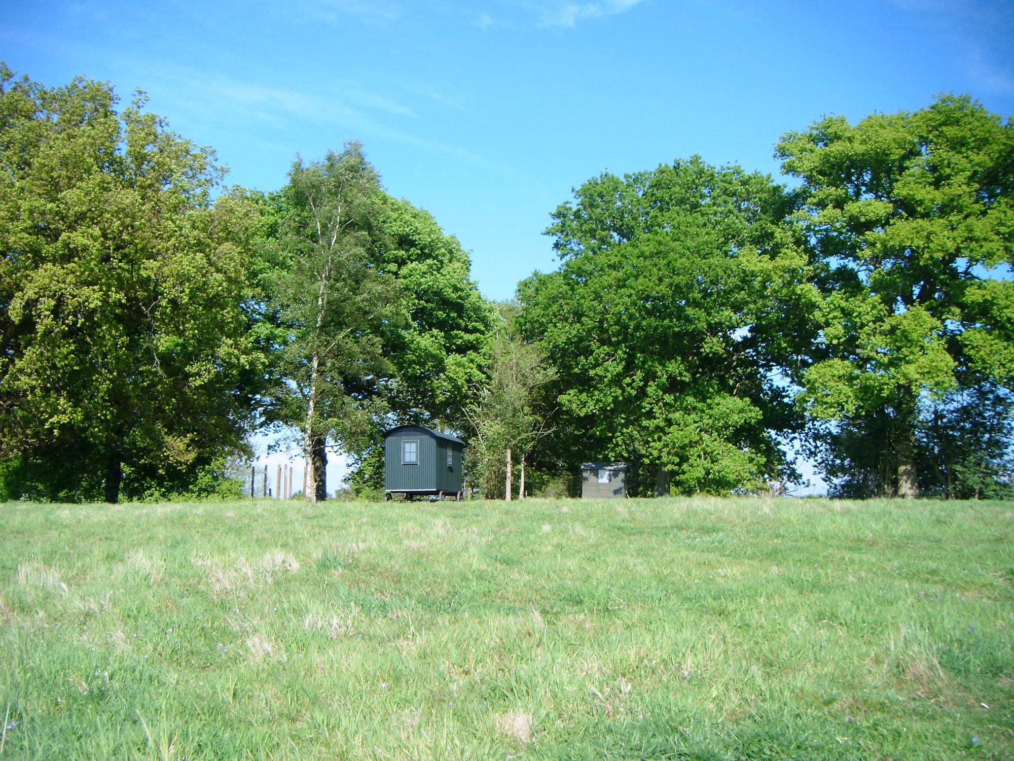 Lockhurst Hatch Farm Glamping