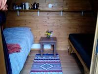 Cosy Camping Pod