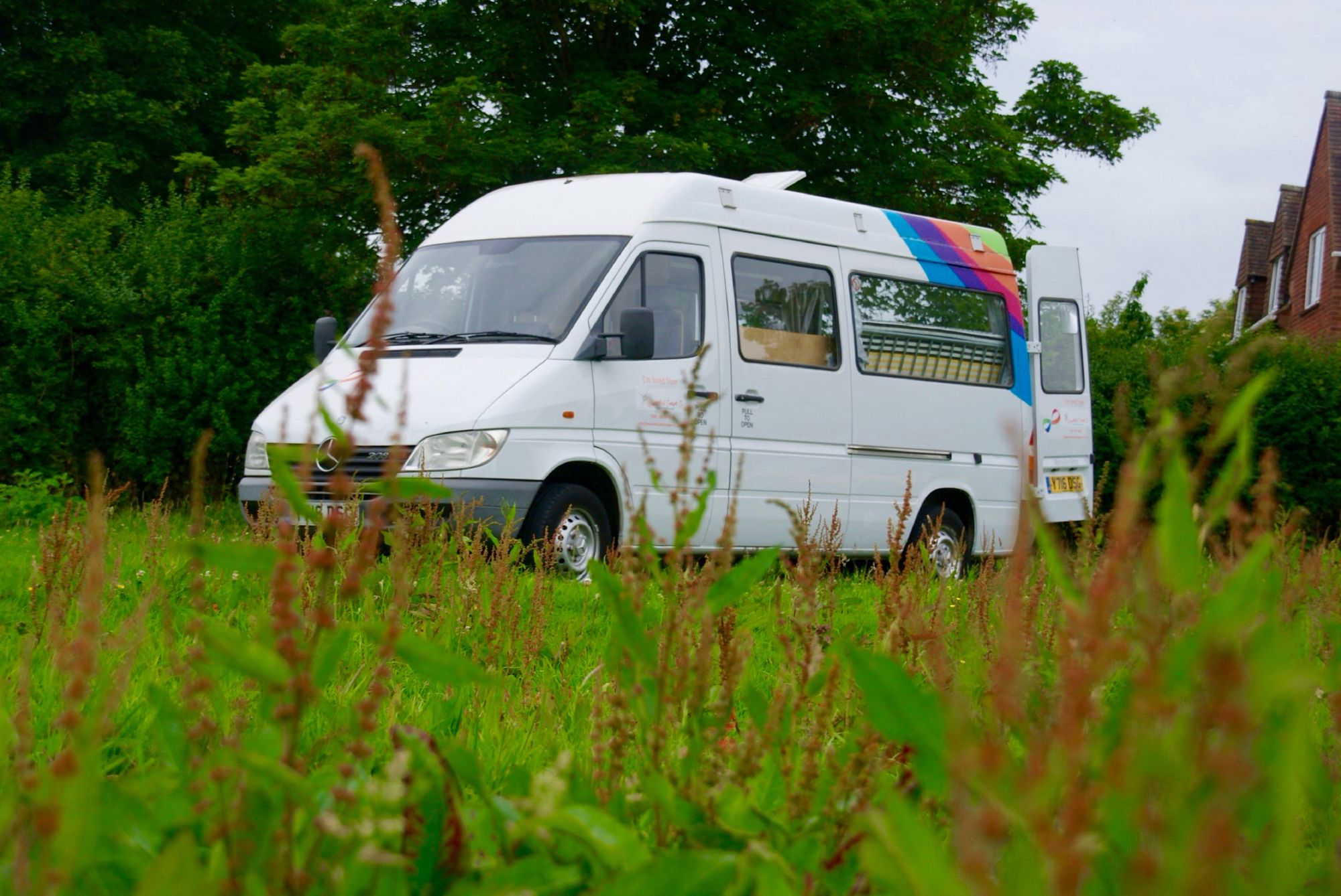 Win campervan hire courtesy of Wanderlust Camper Co!