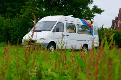 Win campervan hire courtesy of Wanderlust Camper Co!