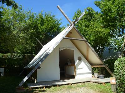 Trapper Tent - Cosy