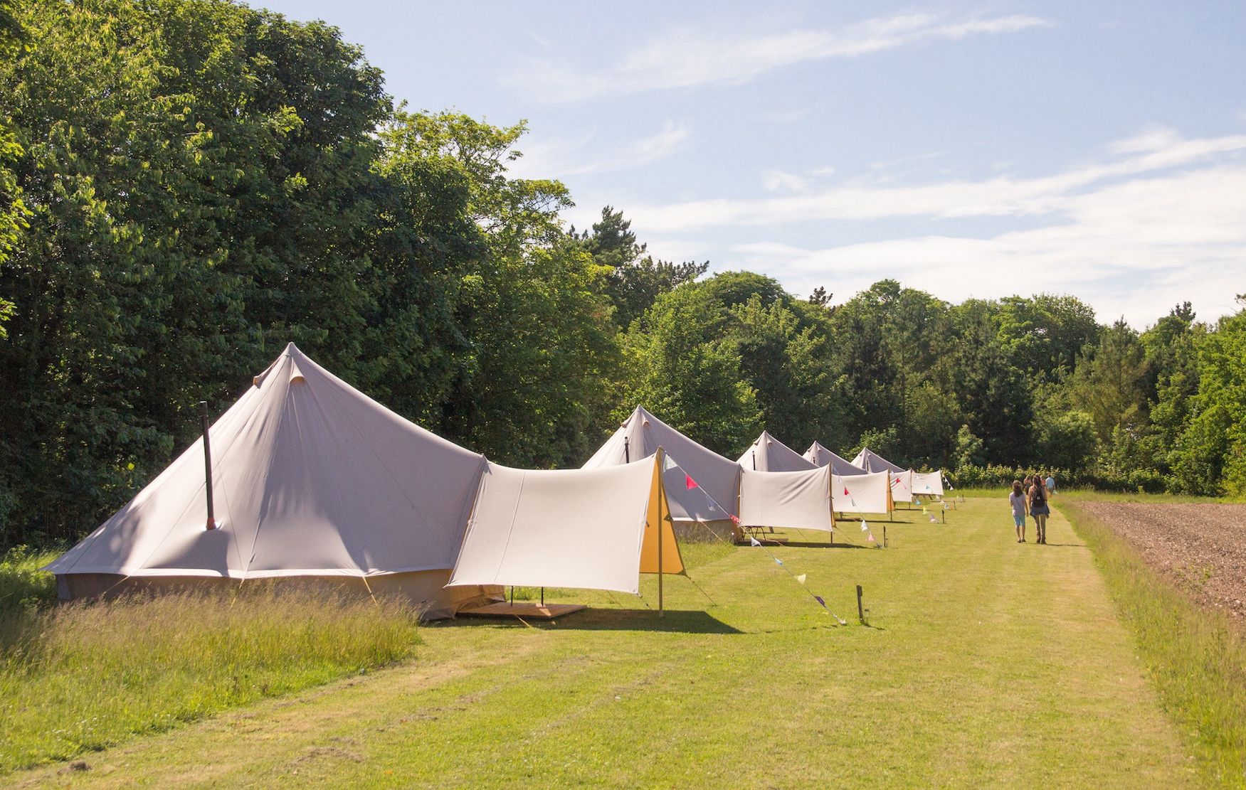 Glamping in Norfolk – The best glamping locations in Norfolk