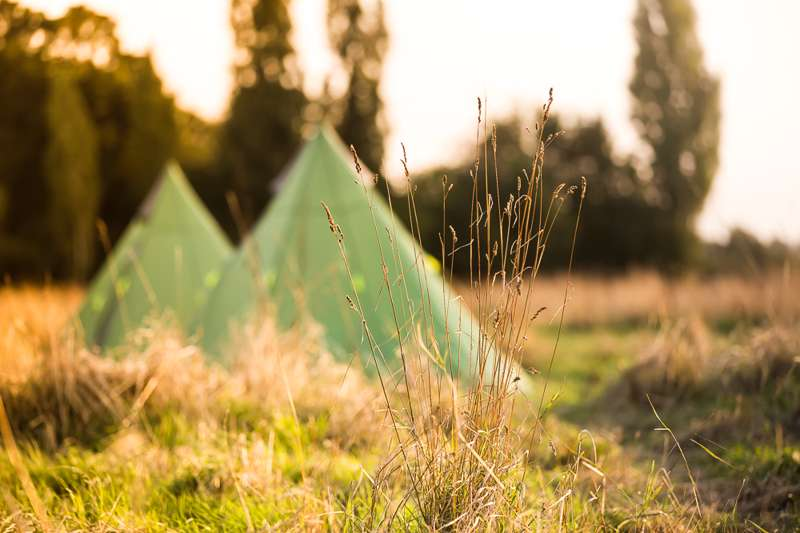 Twitey's Tipis and Camping Meadows Lowe Farm, Hunscote Lane, Wellesbourne, Warwick CV35 9EX