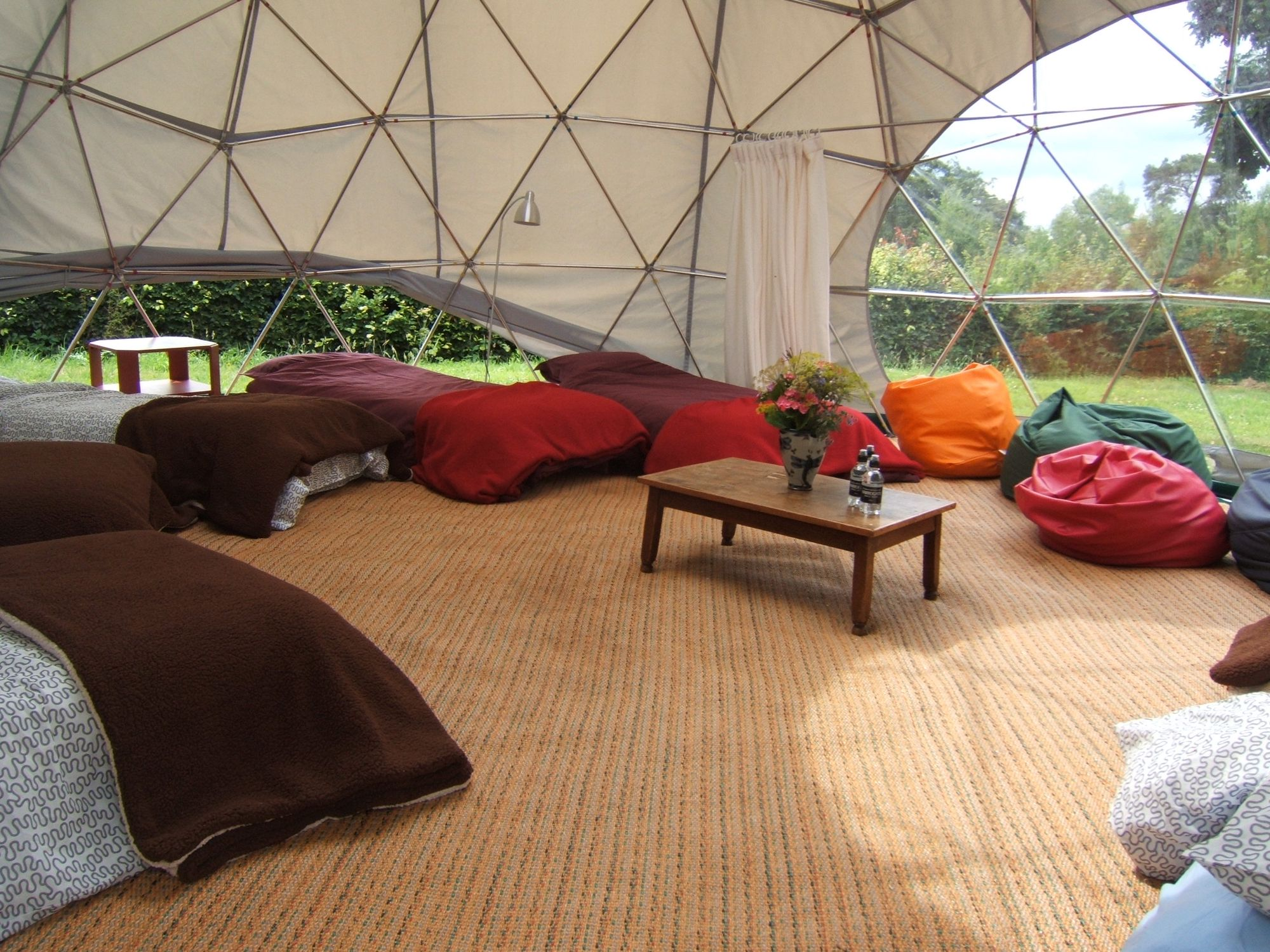 Glamping in Hay-on-Wye holidays at Cool Places