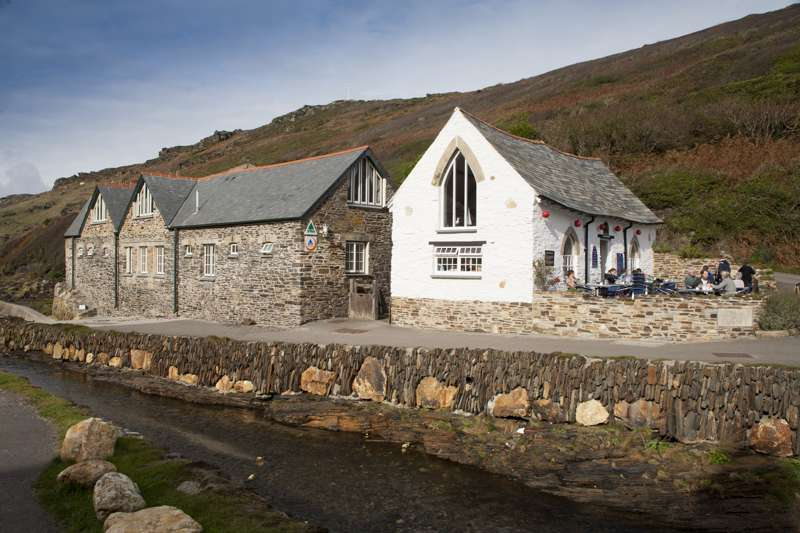 YHA Boscastle Palace Stables, Boscastle, Cornwall, PL35 0HD