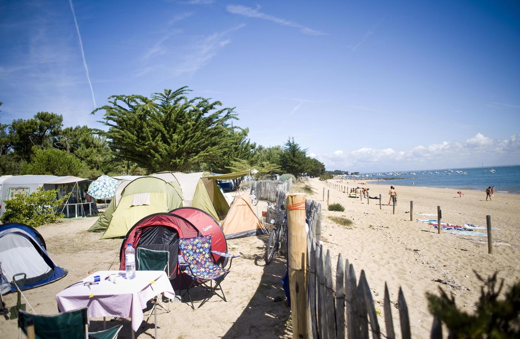 Seaside camping in France best campsites by the beach France