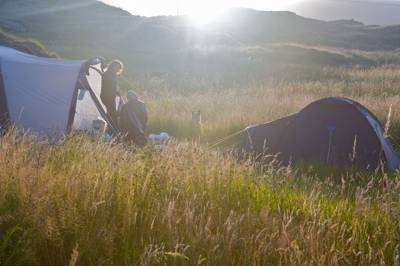 Campsites in Isle Of Harris – Harris' best camping sites – Cool Camping