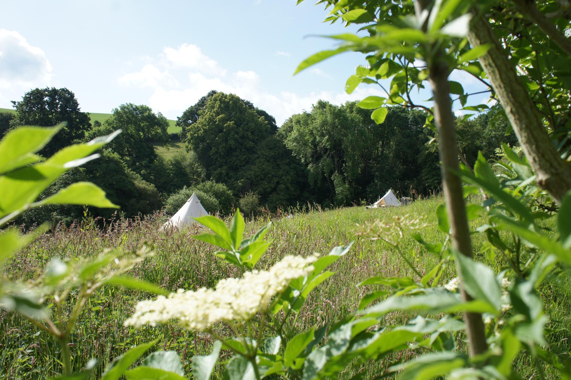 Glamping in Tenbury Wells – Cool Camping