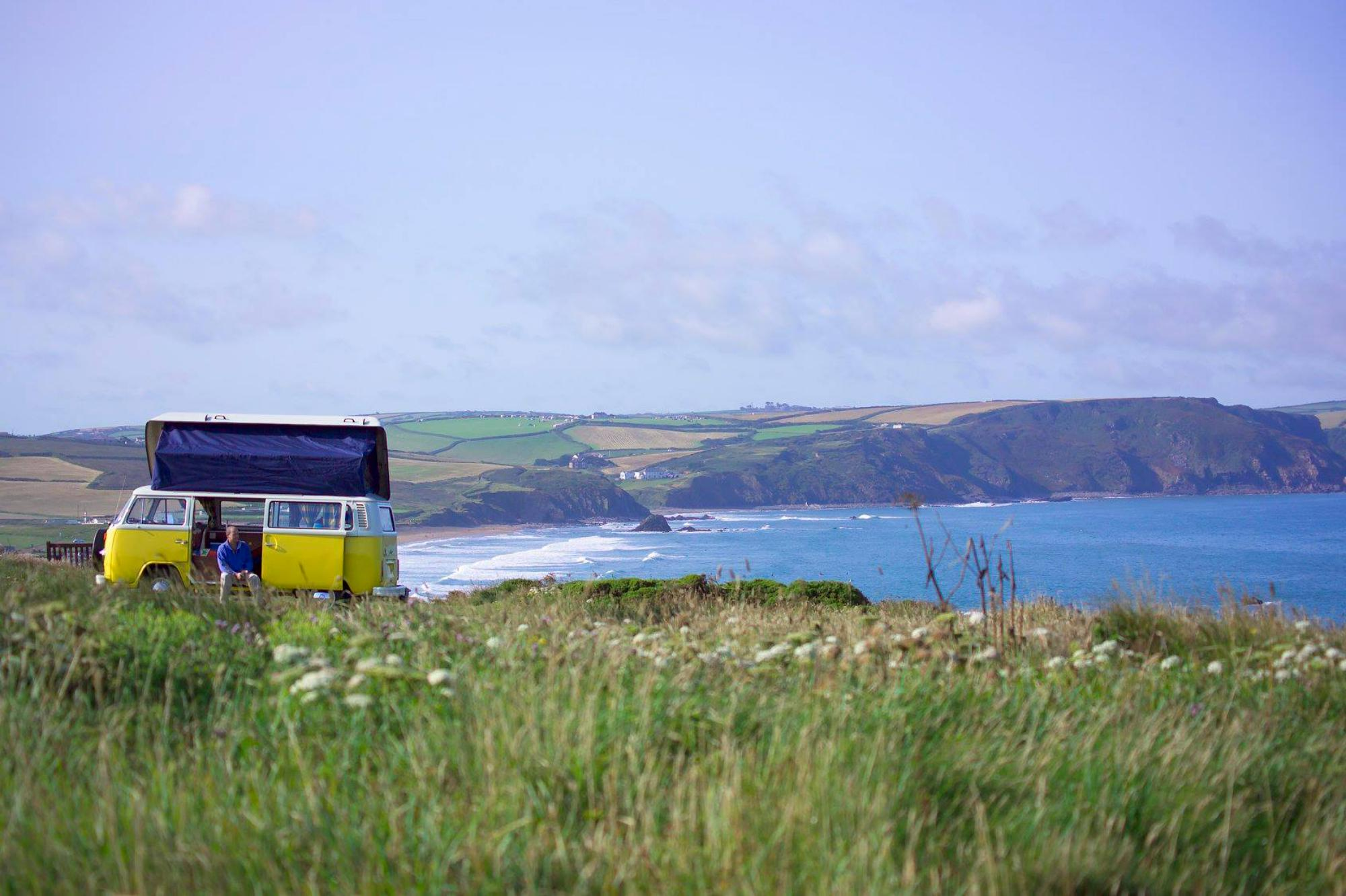 Campervan Hire in South West England | Motorhome Rental Companies