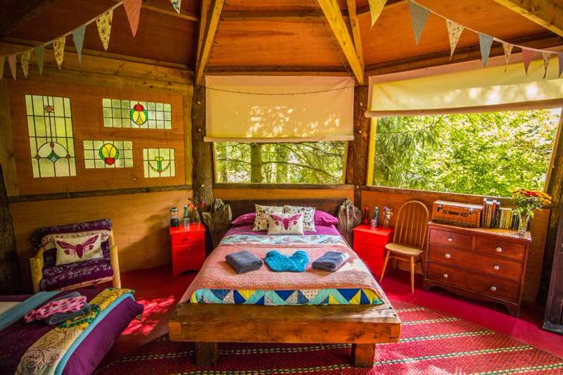 West Lexham Glamping & Treehouse Holidays