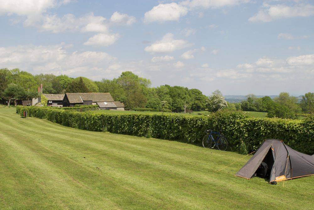 Campsites in Herefordshire