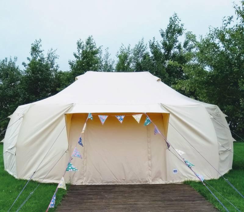 6m Luna Bell Tent