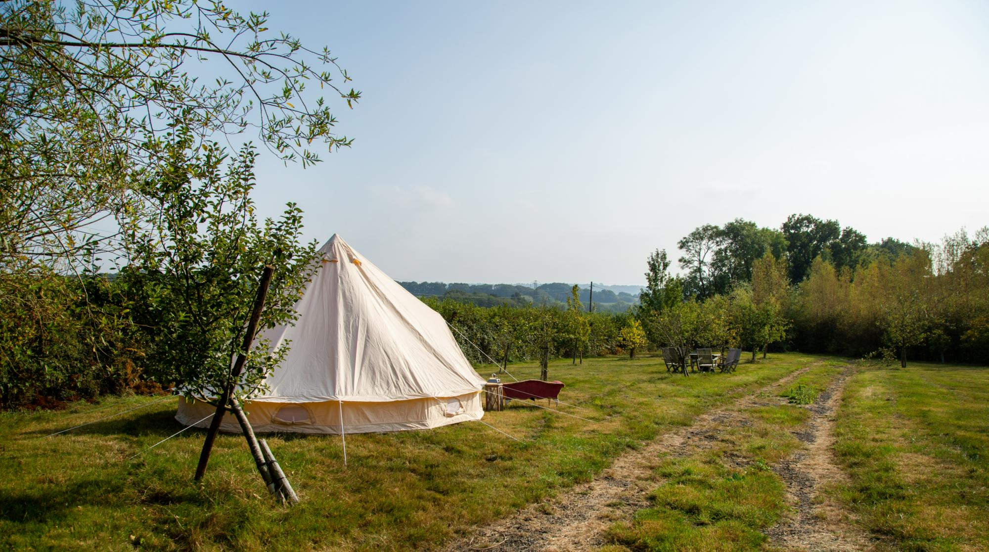 Campsites in South East England – I Love This Campsite
