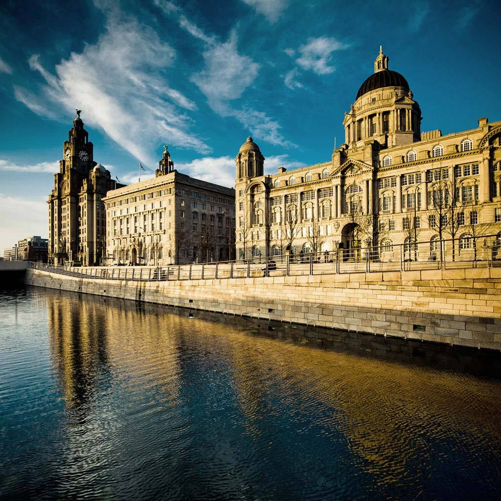 Hotels in Merseyside holidays at Cool Places