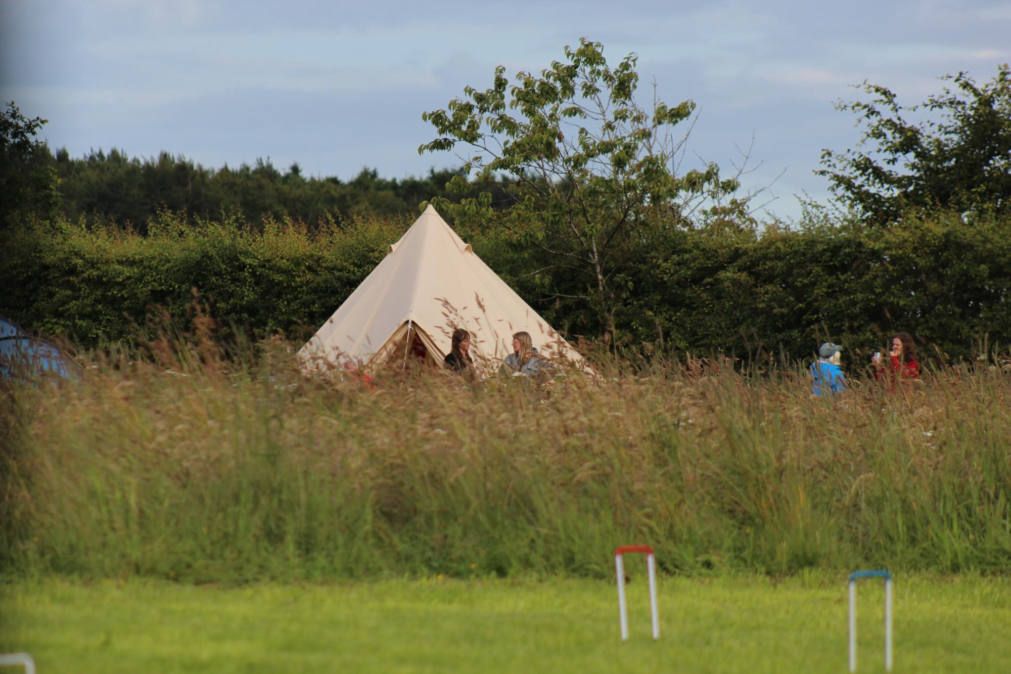 Campsites in East Scotland - Cool Camping