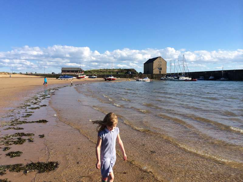 Elie Granary The Harbour Elie Fife KY9 1EG