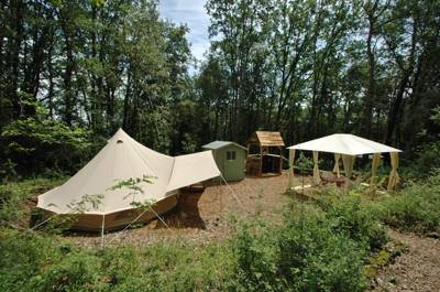 Bell Tent Glamping in France – The Best Bell Tent Stays in France