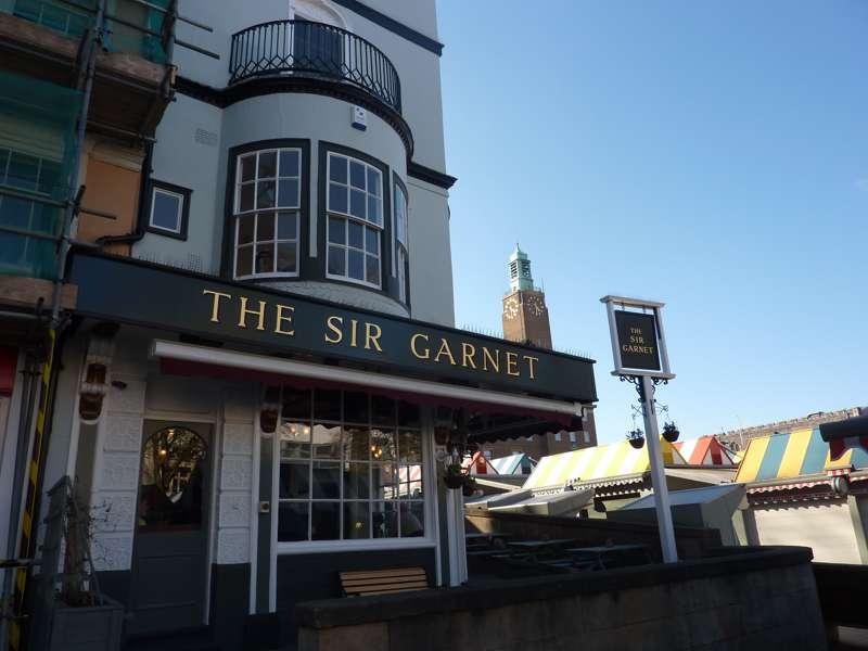 The Sir Garnet