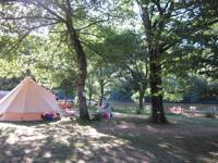 Camping Pitch - Riverside