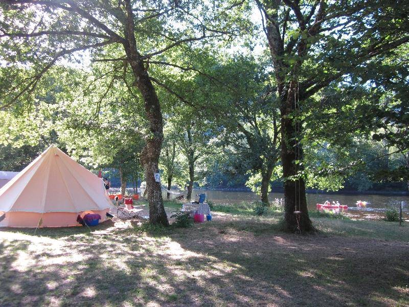 Camping Pitch - Riverside