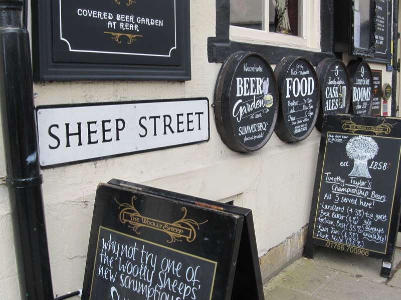Woolly Sheep Inn