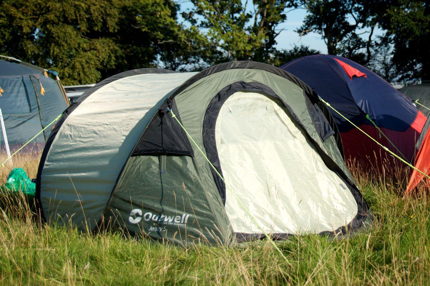 Cotswold Farm Park Campsite