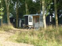 Shepherd's hut with lovely views of the East Sussex countryside