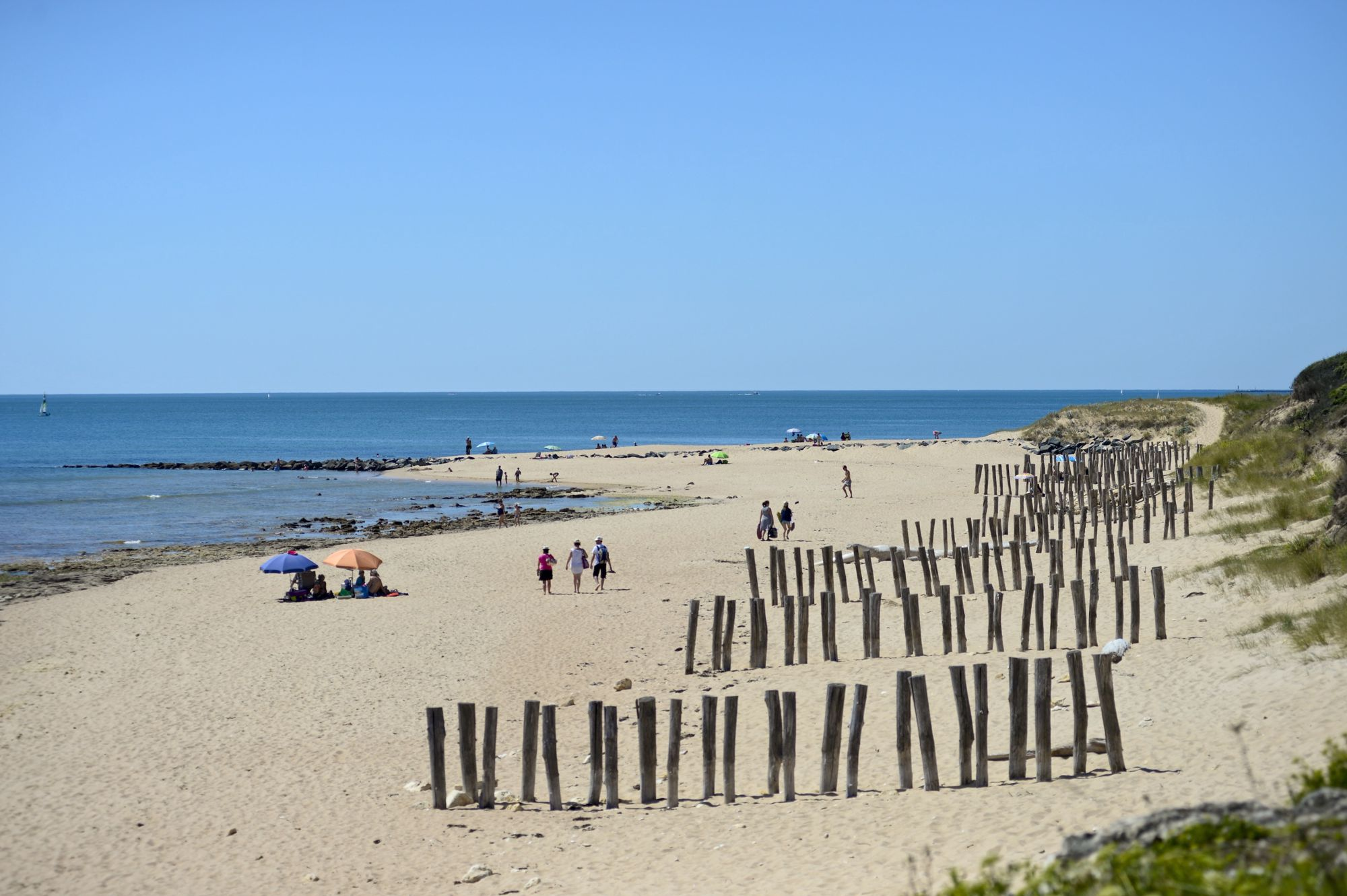 Campsites in Charente-Maritime holidays at I Love This Campsite