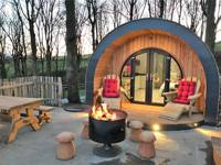 The Stag - Luxury Timber Pod